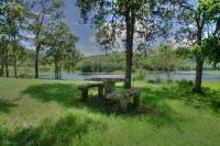 Middle Creek Dam